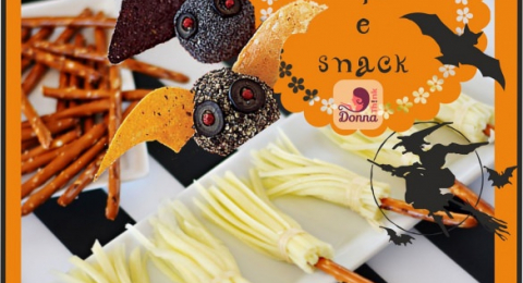 Halloween Ricette salate antipasti e snack
